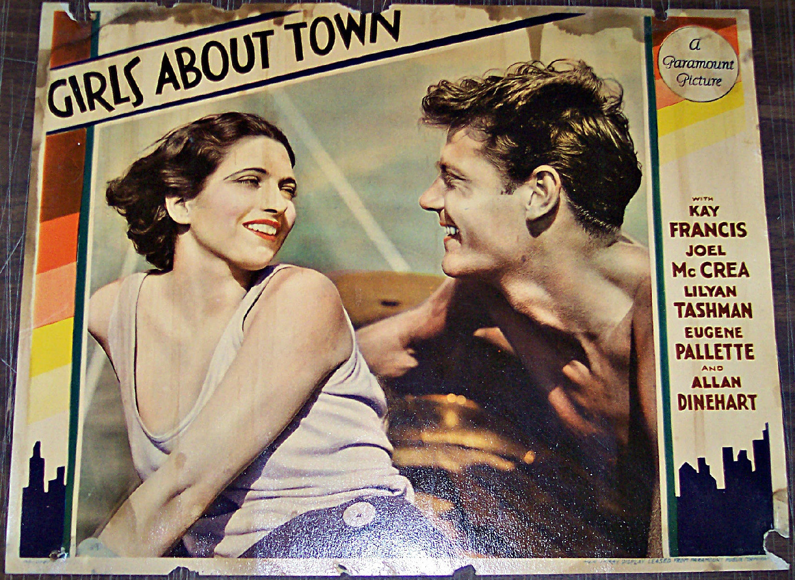 Original movie posters for sale kay francis
