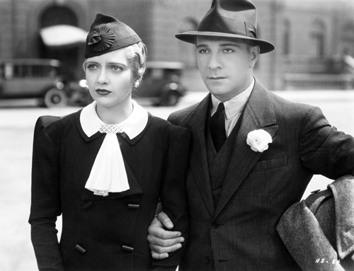 The House on 56th Street (1933)Directed by Robert FloreyShown from left: Kay Francis, Ricardo Cortez