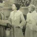 George Brent, Kay and Tobin (notice Kay's body language!).