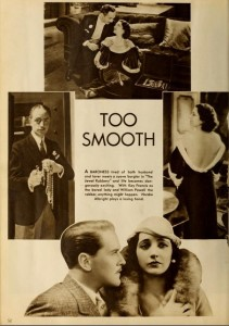 PICTURE PLAY, 1932.