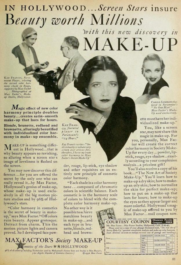 1931makeup