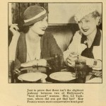 1931 with Lilyan Tashman.
