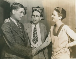 1928 with Walter Huston in Elmer the Great.