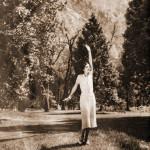 1932. Enjoying the sunshine.