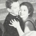 1933 dancing with Kenneth MacKenna.