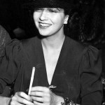 In 1936 at an unknown event.