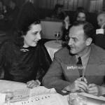 With Darryl F. Zanuck in 1938.