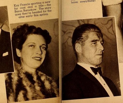 March 1938 with Erik Barnekow