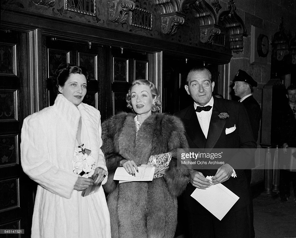 1940 with Constance Bennett and Fritz Lang.